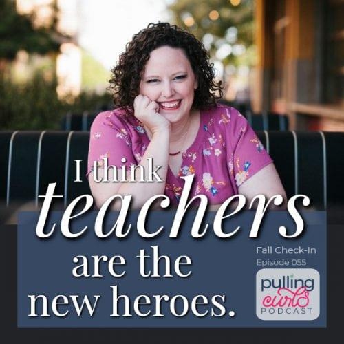 Hilary Erickson / Pulling Curls Podcast -- episode 55