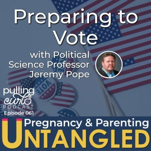 How to prepare to vote with Jeremy Pope