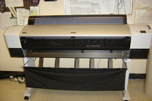Departmental Poster Printing   Psychological Sciences   Purdue     The Psychological Sciences Department s Electronics Shop maintains a  wide format printer for printing posters for conferences
