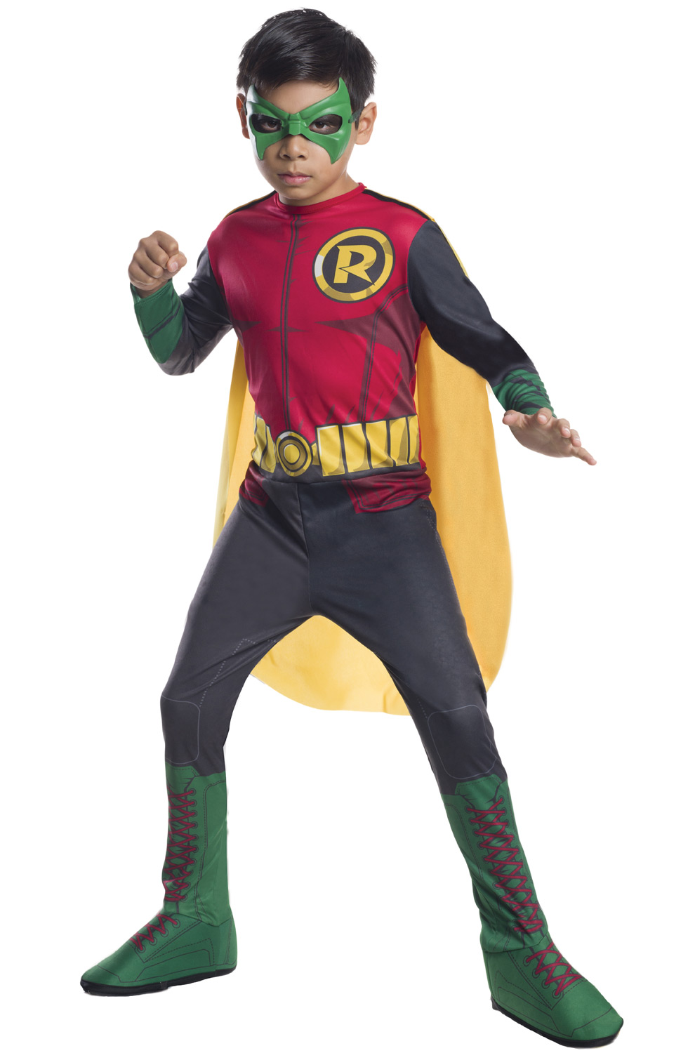 Gotham City Superhero Robin Batman Child Costume | eBay