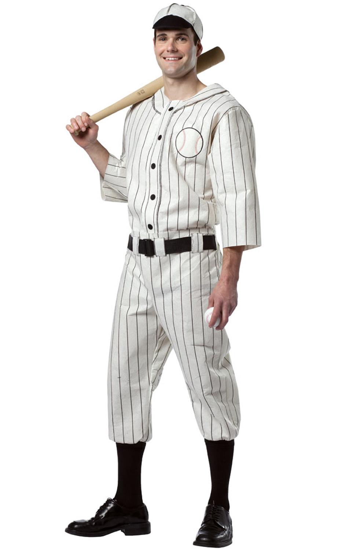 Brand New Old Tyme Vintage Baseball Player Uniform Adult ...