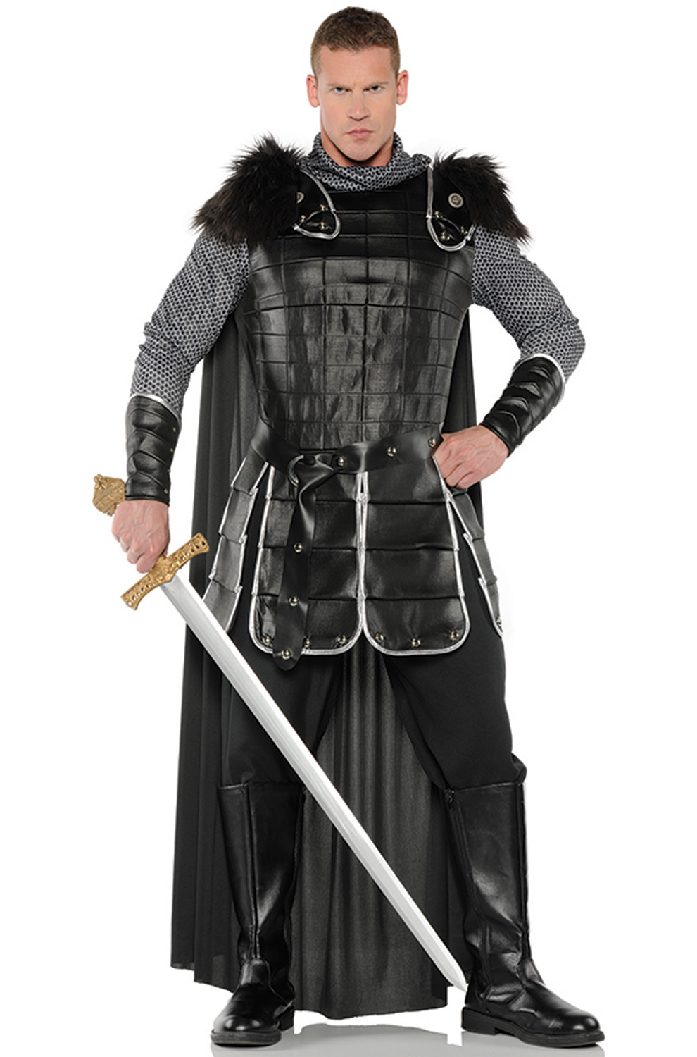 Warrior King Adult Costume Purecostumes Com