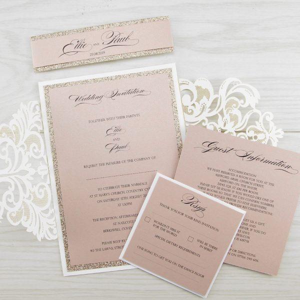 Cheap Personalised Wedding Invitations Uk