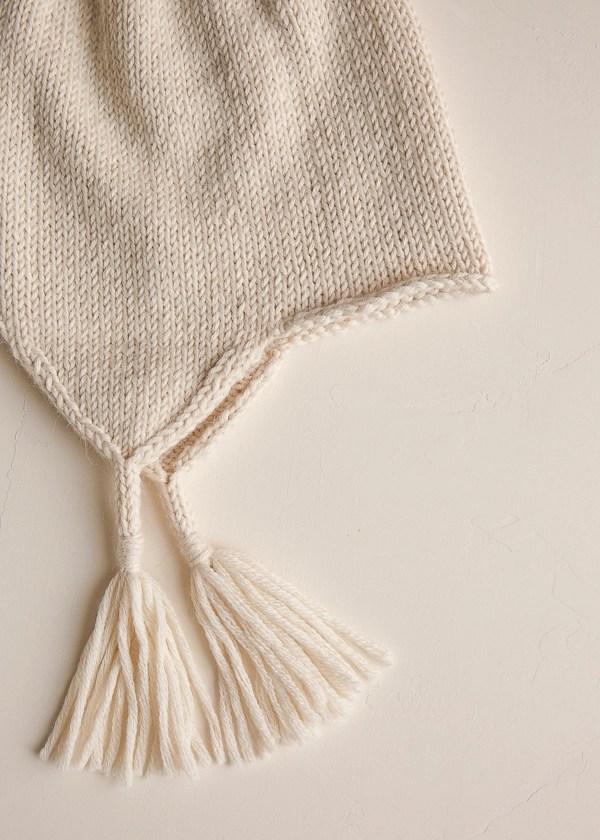 Knitting Flap Ear Hat Pattern