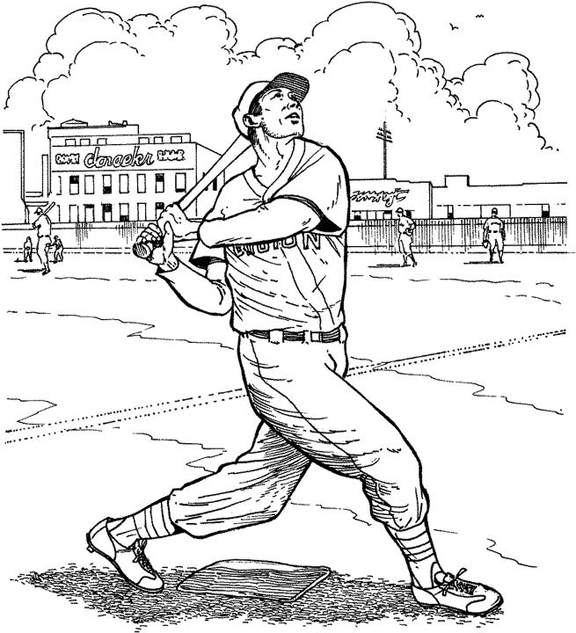 red sox coloring pages # 7