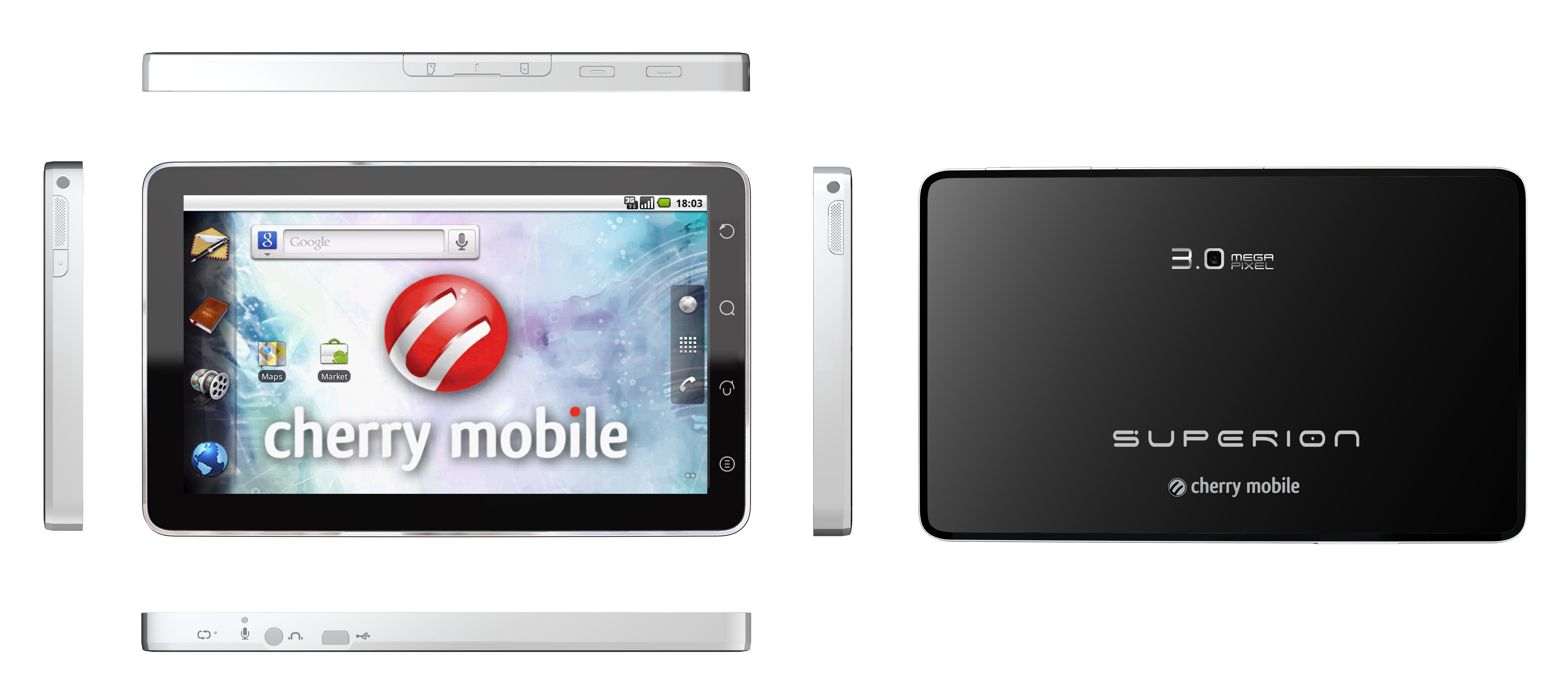 Ion Tablet Cherry Ion Super Mobile