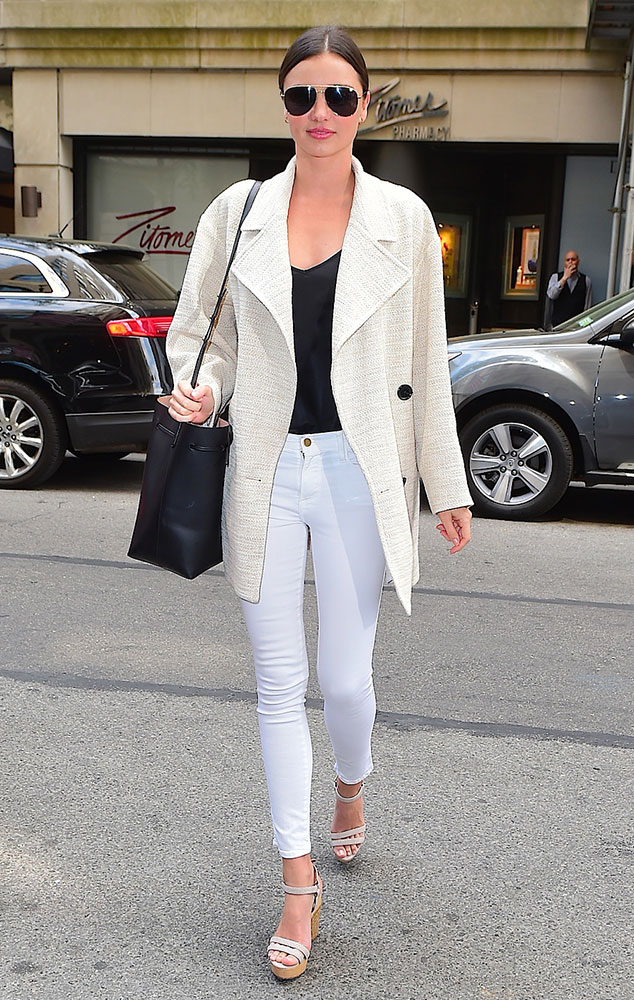 Just Can T Get Enough Miranda Kerr And Her Mansur Gavriel