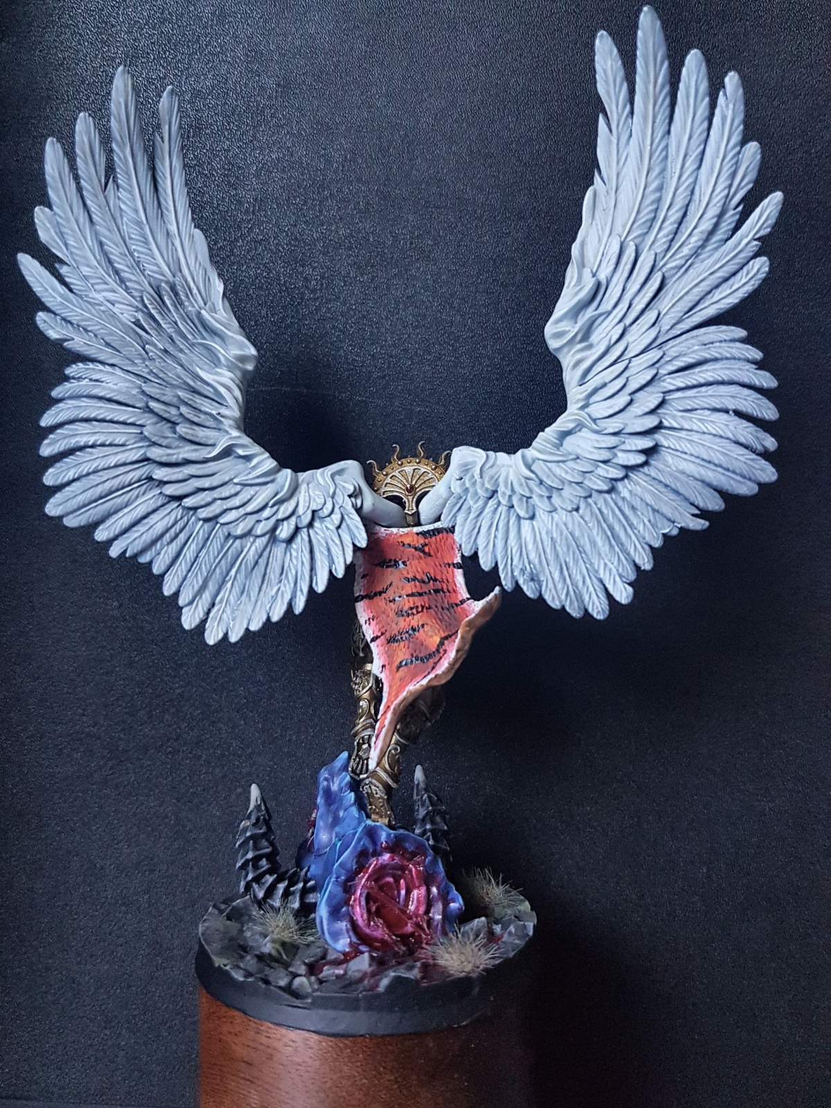 Angel Knight By Yves Conrad 183 Putty Amp Paint