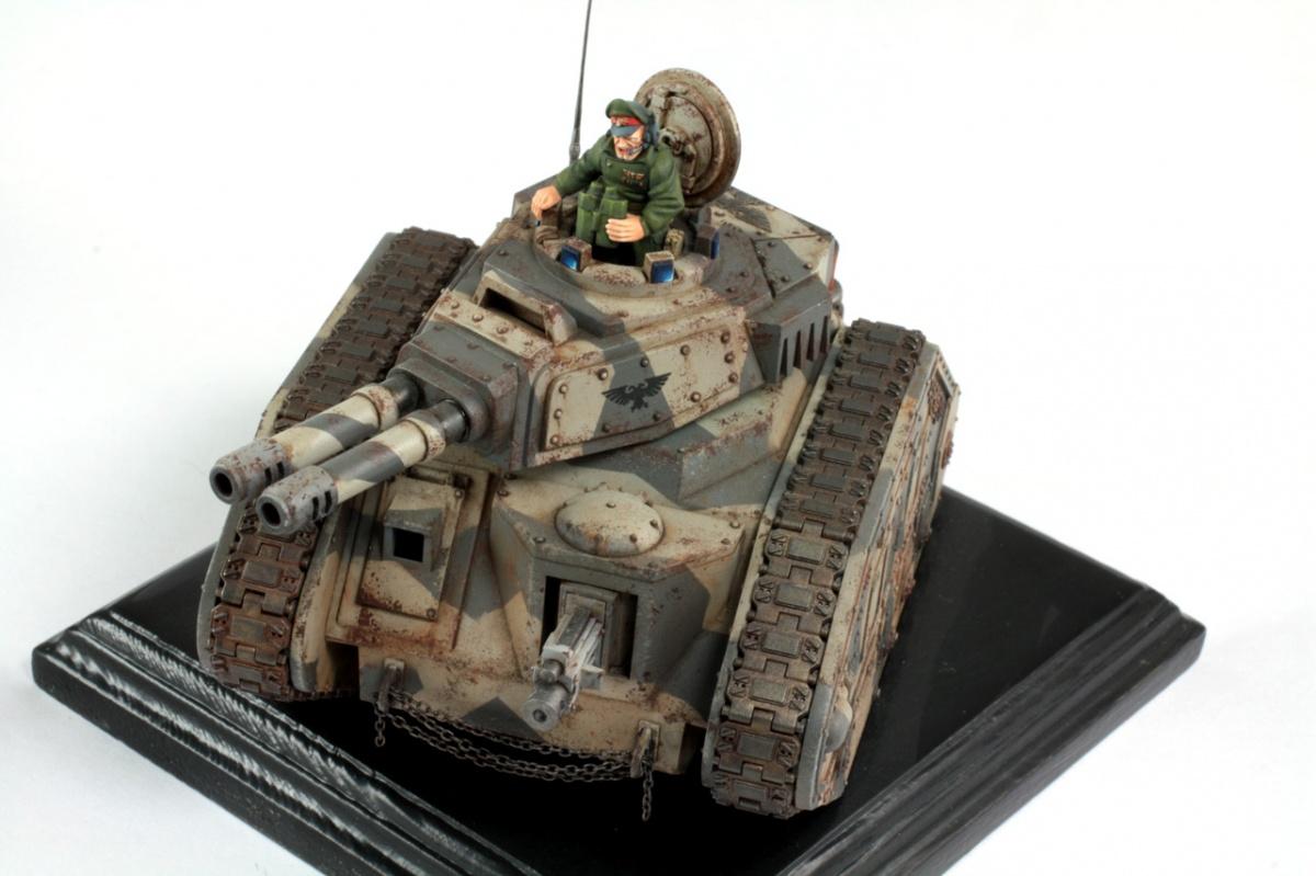 Leman Russ Battle Tank By Piotr Milc Quot Phoenix Miniatures