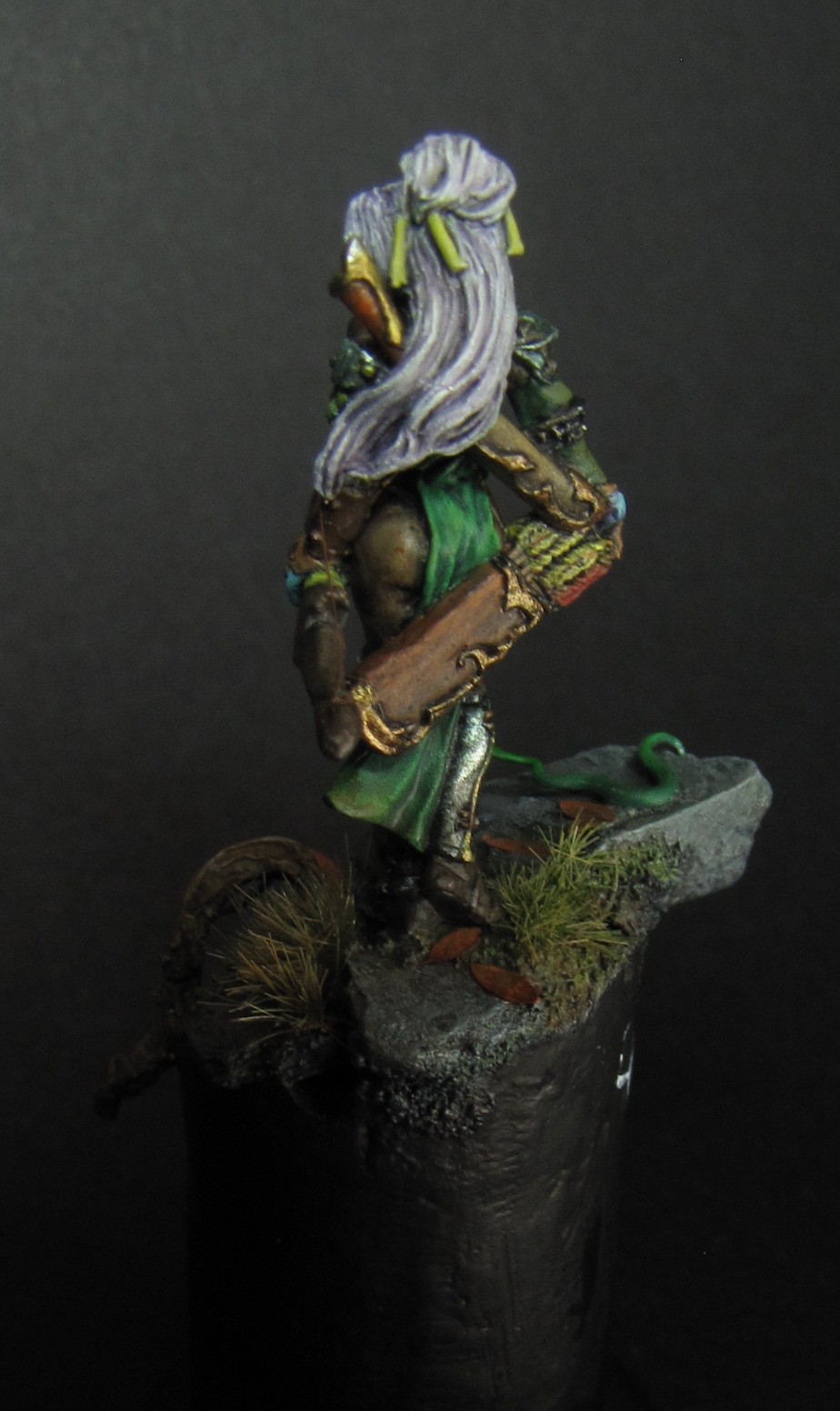Moon Elf Ranger By Leonard Kraus 183 Putty Amp Paint