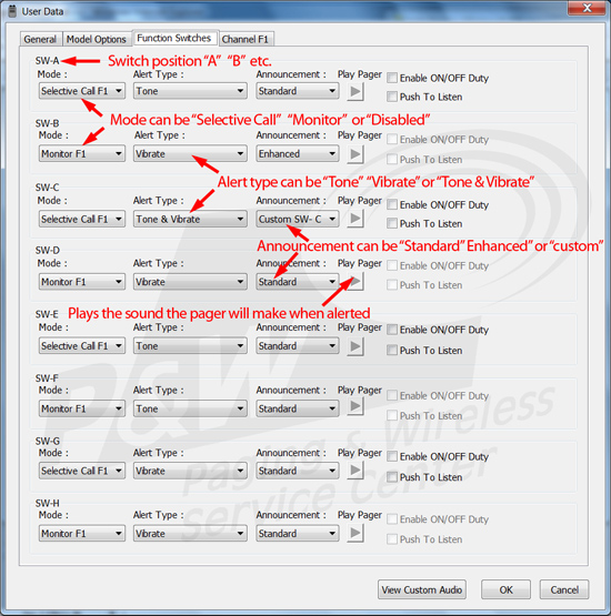 Motorola Minitor Programming Software 4