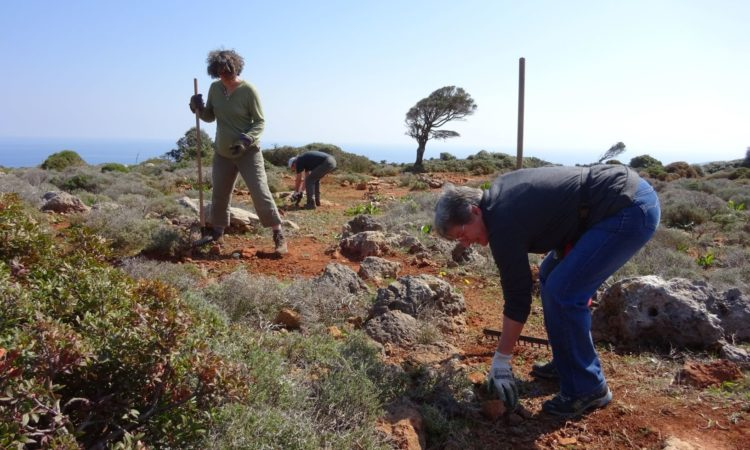 Kythira Trail Maintenance Week