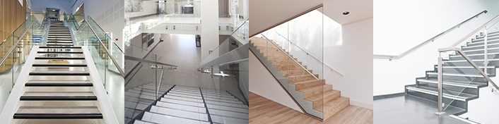 Stair Handrail And Stair Railing | Safety Handrails For Stairs | Wood Outdoor Hand | Baby Proofing | Wall | Rake | Front