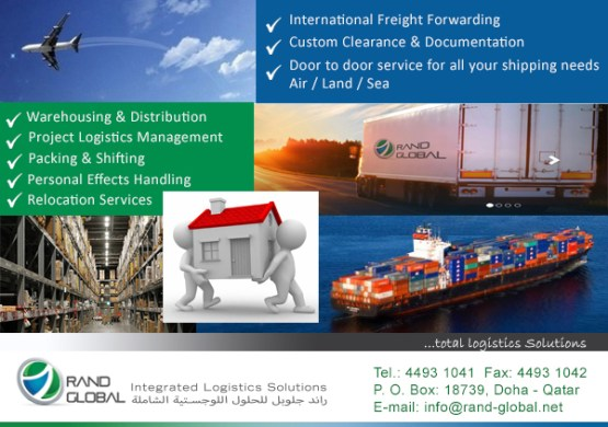 Freight forwarding and custom clearing companies in Doha  Qatar     image Advertisement  Information  Company Profile