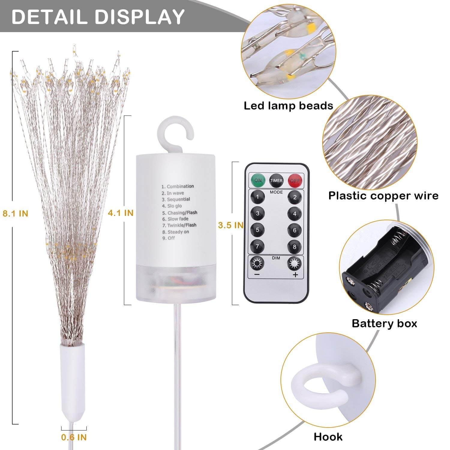 Battery Operated Led String Lights Canada