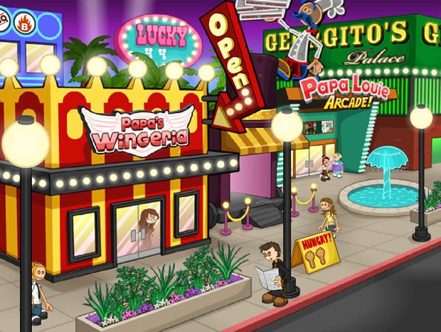 Play Free Restaurant Online Games
