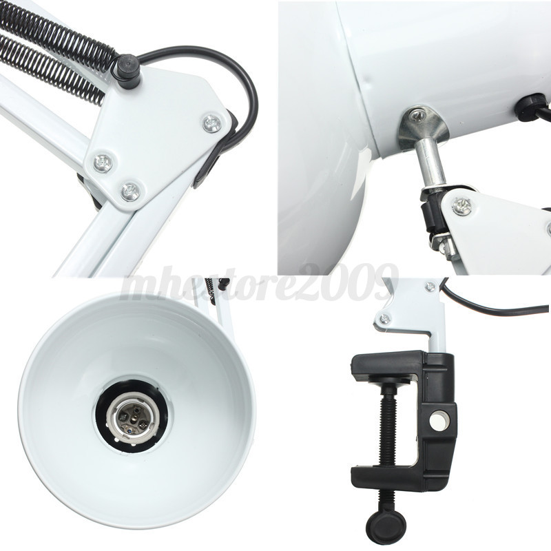 Swing Arm Clamp Lamps