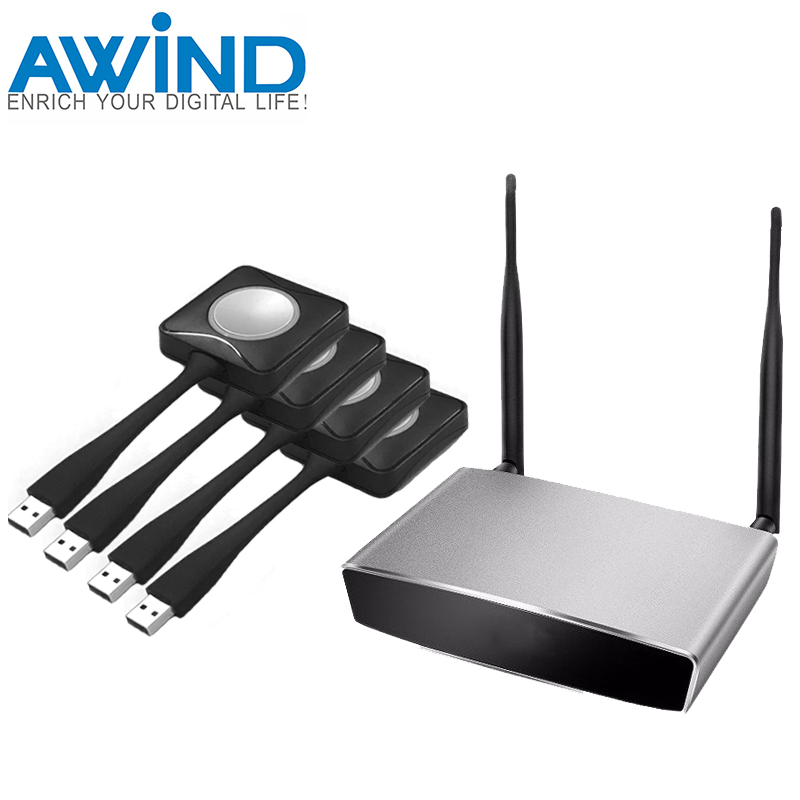 AWiND A-900 wireless conference collaboration system