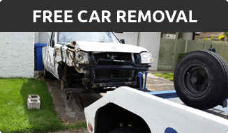 Car removal Brisbane banner