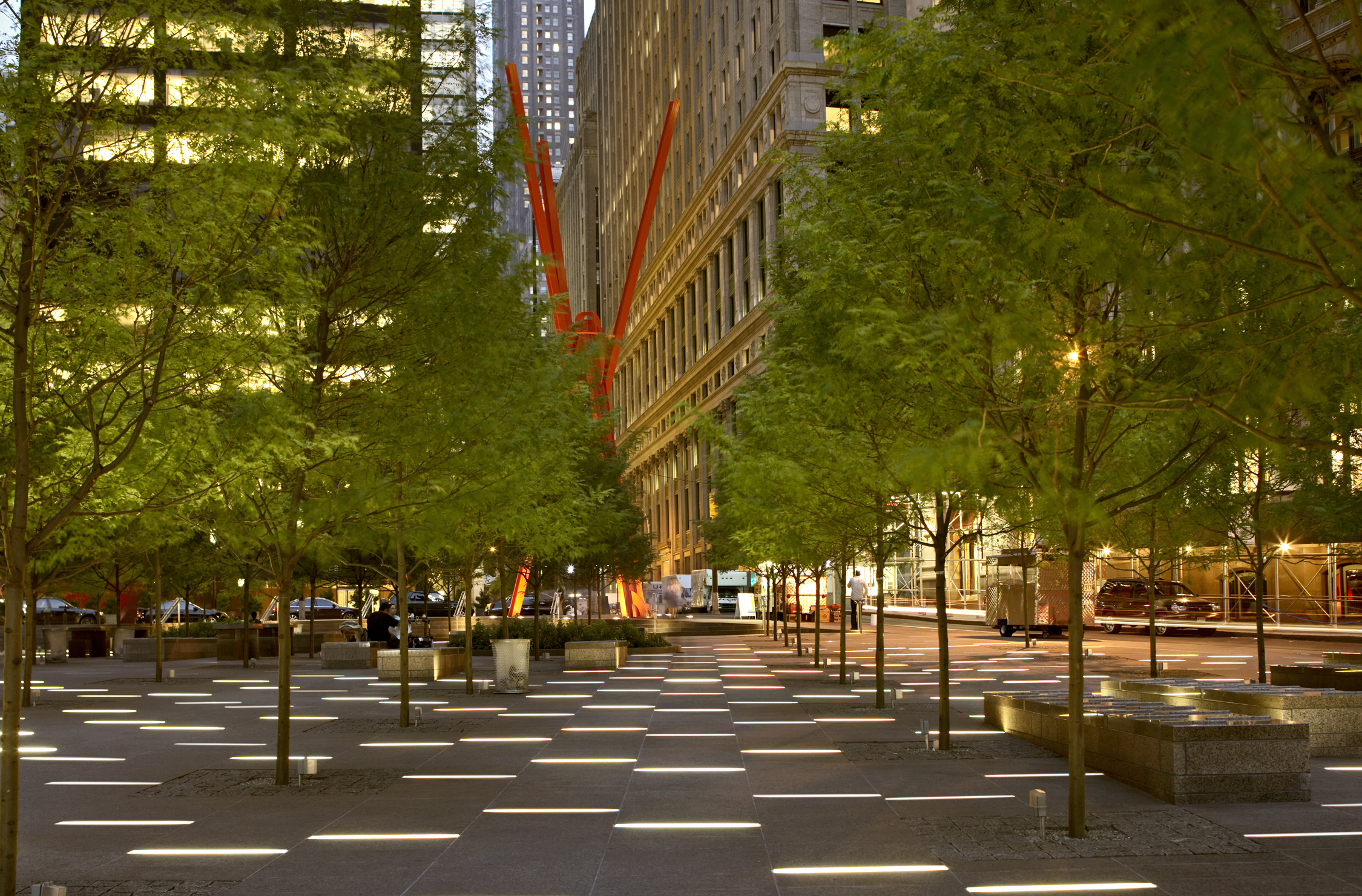 Zuccotti Park Quennell Rothschild Amp Partners