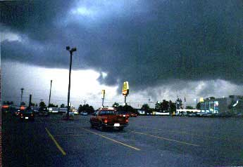 Severe Thunderstorm Pictures