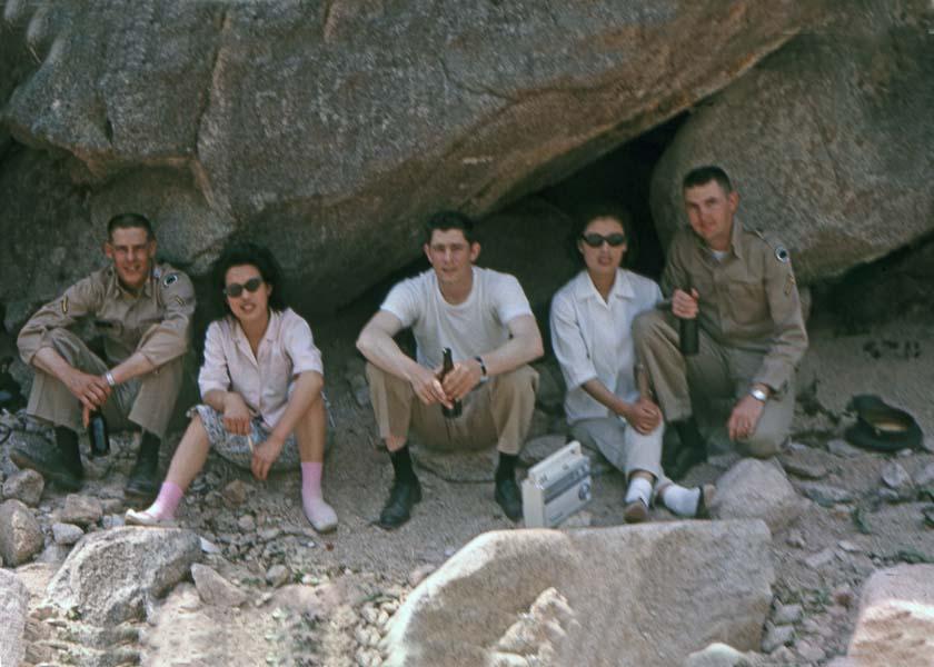 Camp Stanley Korea 1964 68