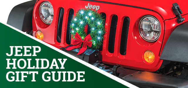 Top Jeep Holiday Gift Trends And Gift Ideas From Quadratec