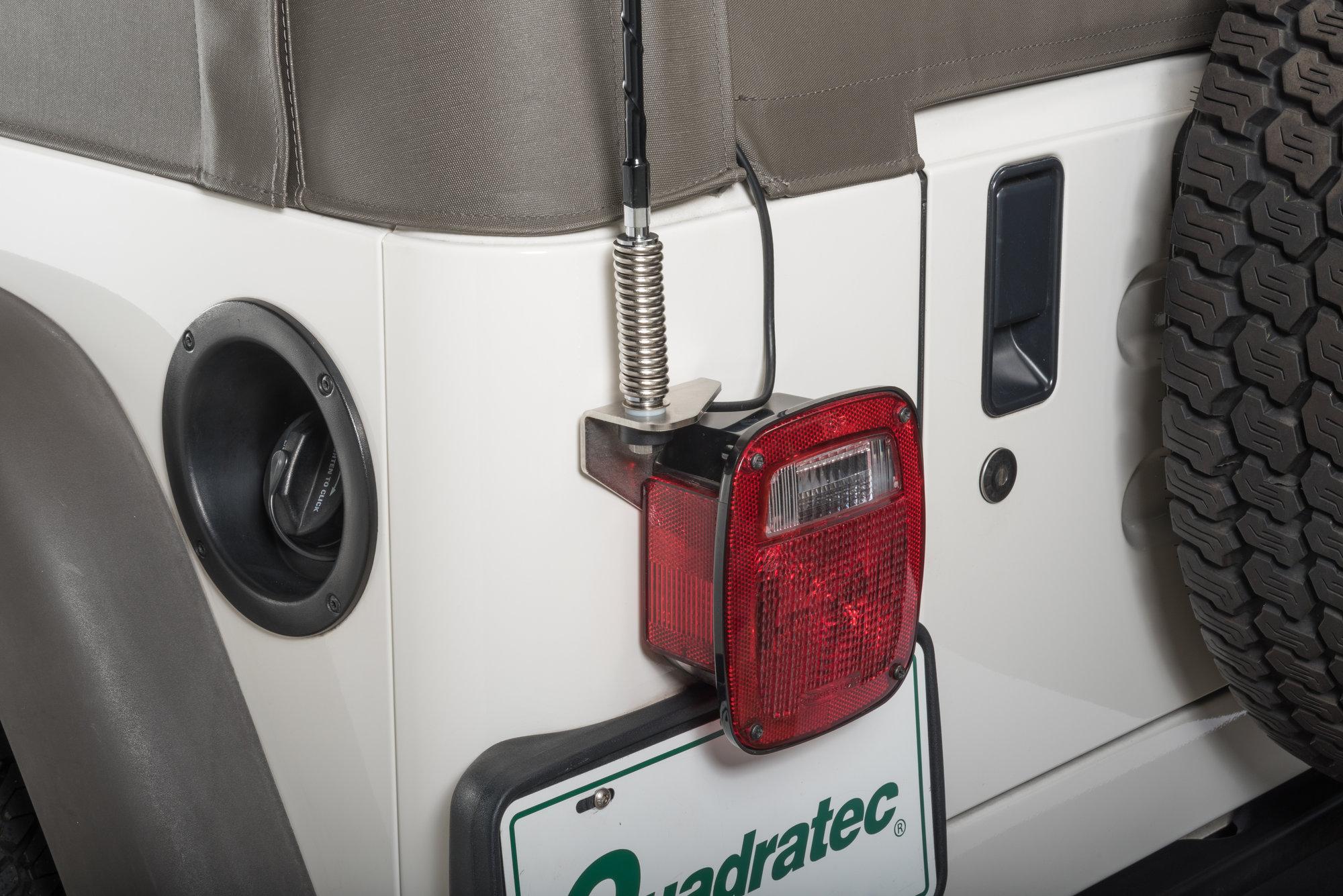 Tj Jeep Antenna Mount Frontcb