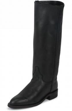 Justin L3852 Ladies Santa Fe Fashion Boot With Black