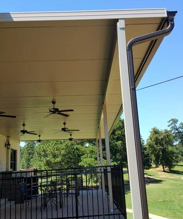 Screened Canopies Patio