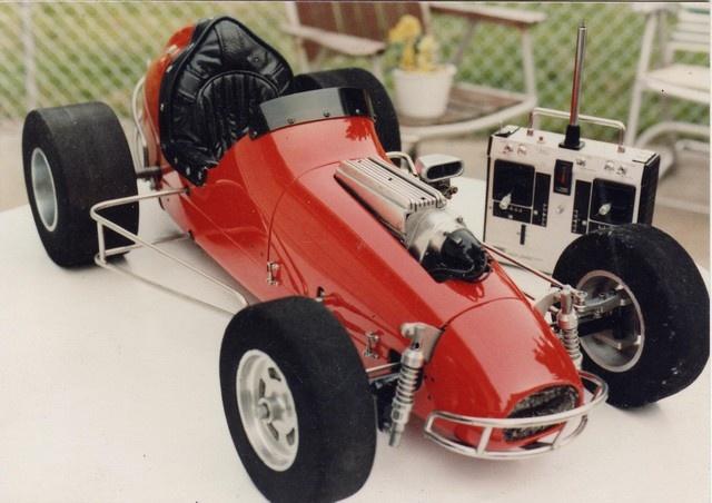 1 5 Scale Rc Sprint Car