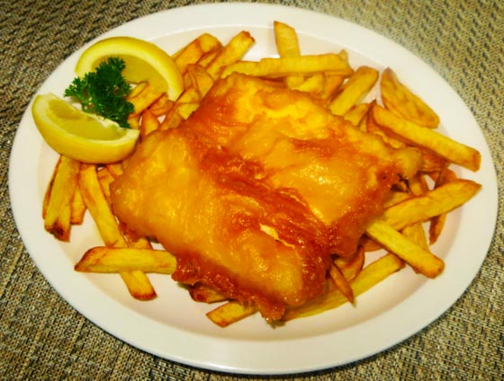 Queen Street Fish And Chips