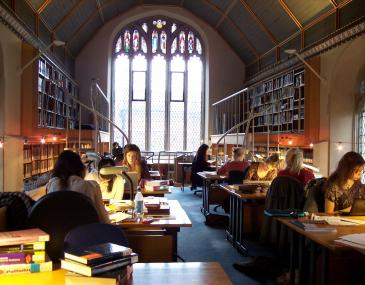 Library Queens College