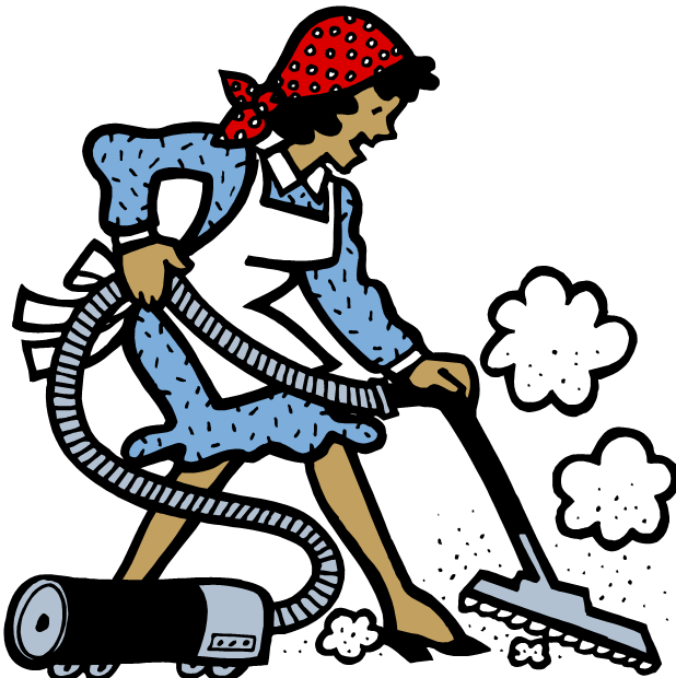 Clip Art Cleaning Tools