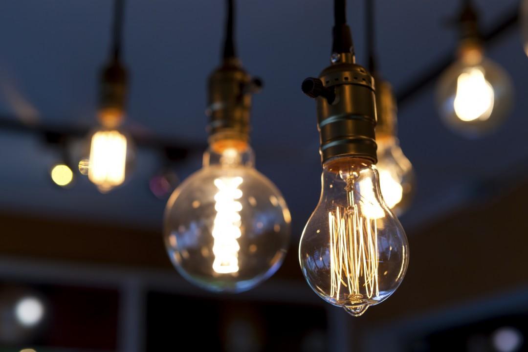 Large Filament Light Bulbs