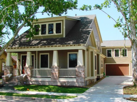 How to Identify a Craftsman Style Home  The History  Types and     How to Identify a Craftsman Style Home  The History  Types and Features
