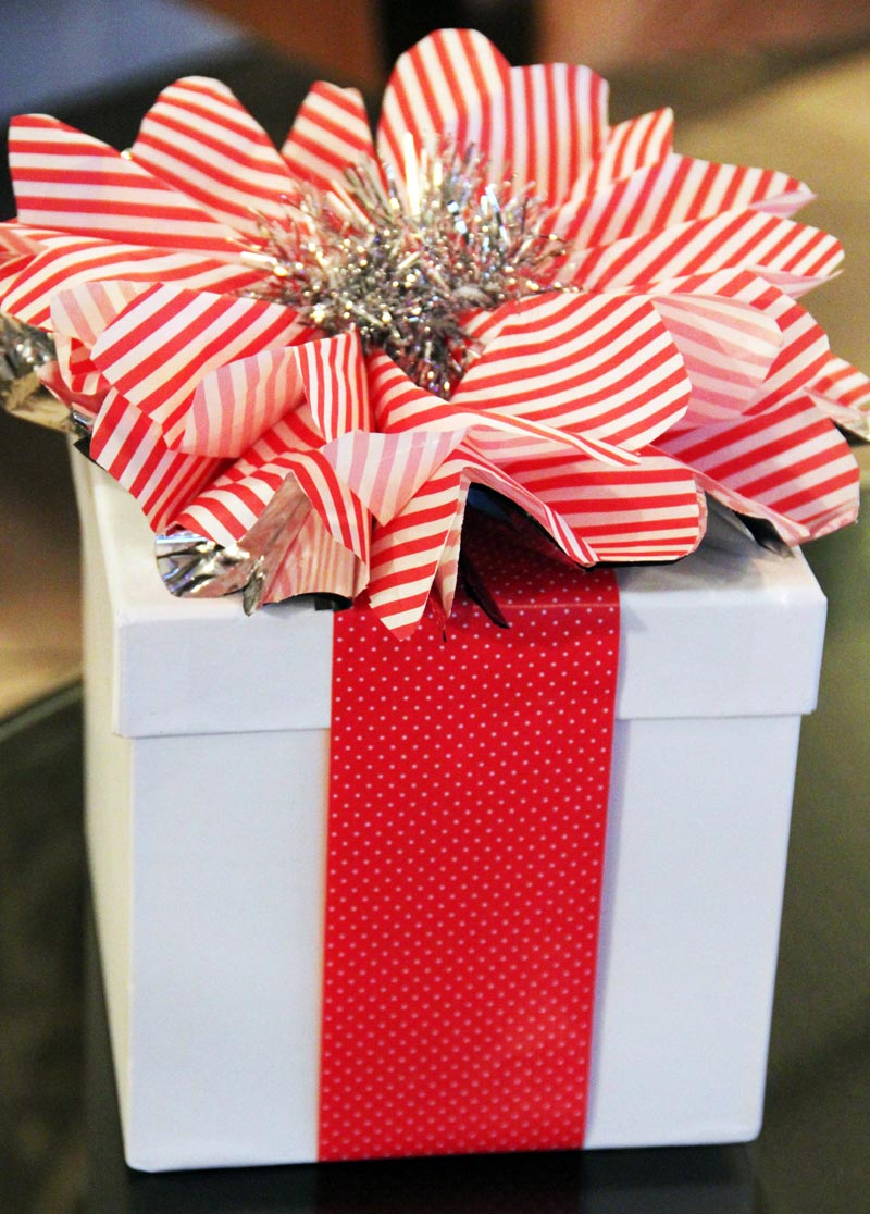 Quiet Corner Easy Christmas Gift Wrapping Ideas Quiet Corner