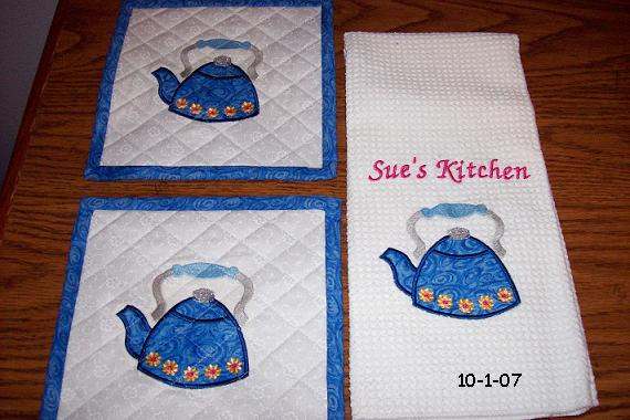 Ideas Machine Embroidery Gifts