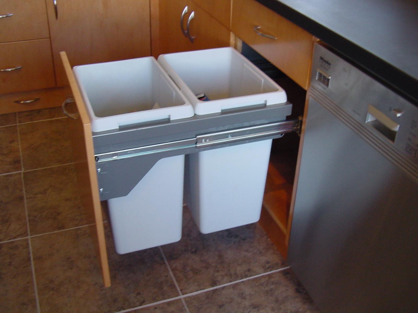 Bin Kitchen Trash Modular
