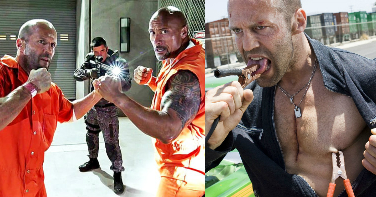10 Jason Statham Movies That Prove That He Is The King of ...