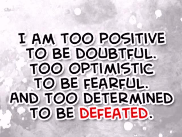 Upbeat Motivational Quotes