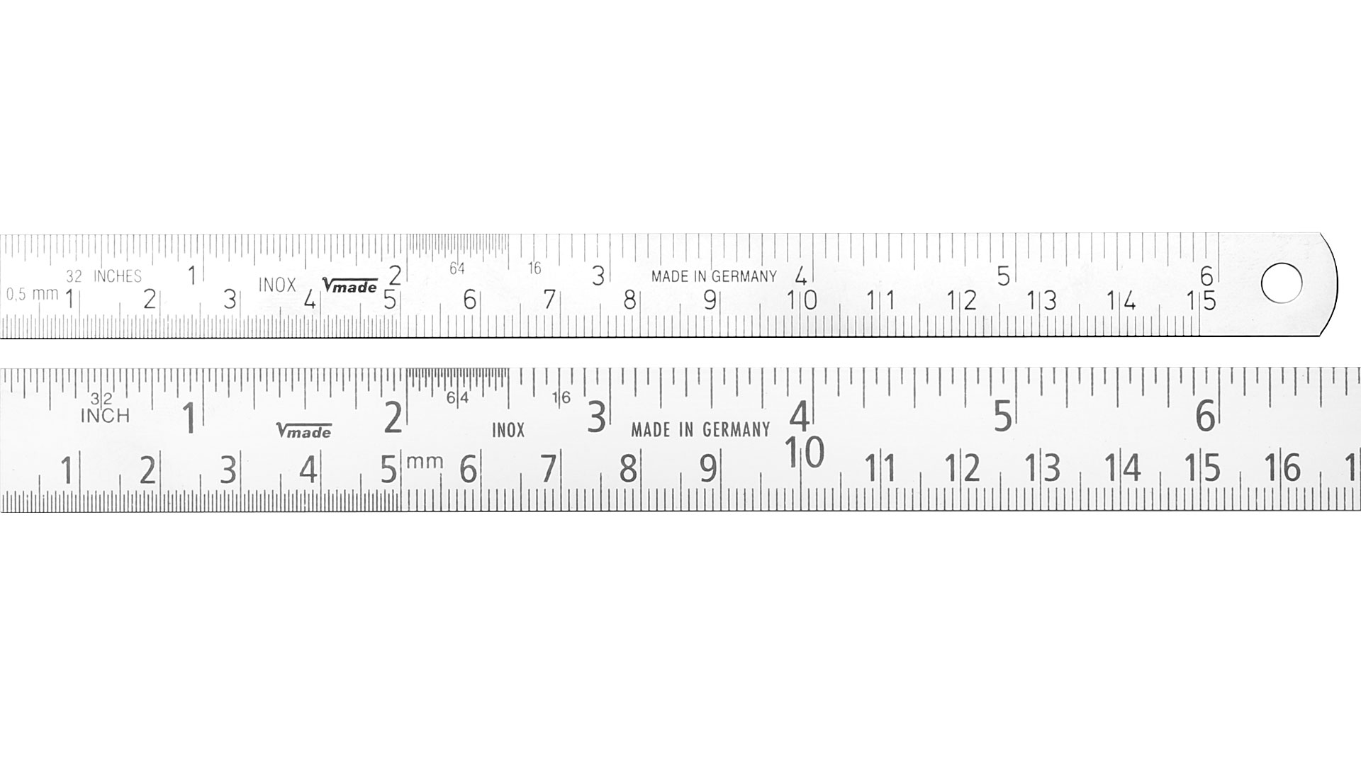 Ruler 8 5 Actual Inch Size