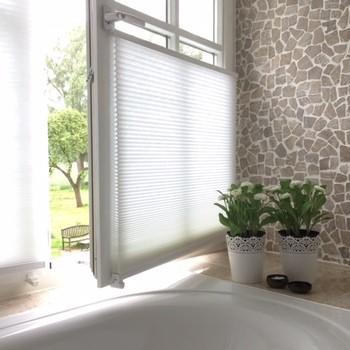 Rolgordijn Badkamer Vochtbestendig : Rolgordijn voor de badkamer mooihuis mooihuis
