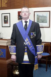 Regalia St Andrew Royal Arch Chapter No 146 Freemason