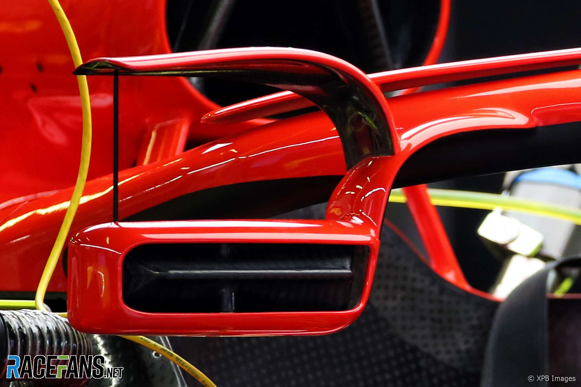 FIA explains why Ferrari's Halo mirrors will be banned ...