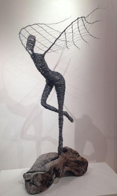 Rachel Ducker Rachel Ducker Wire Sculpture
