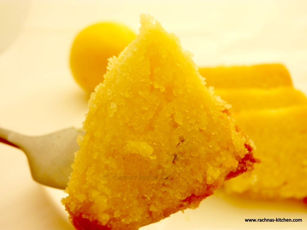 Vanilla Butter Cake Scratch