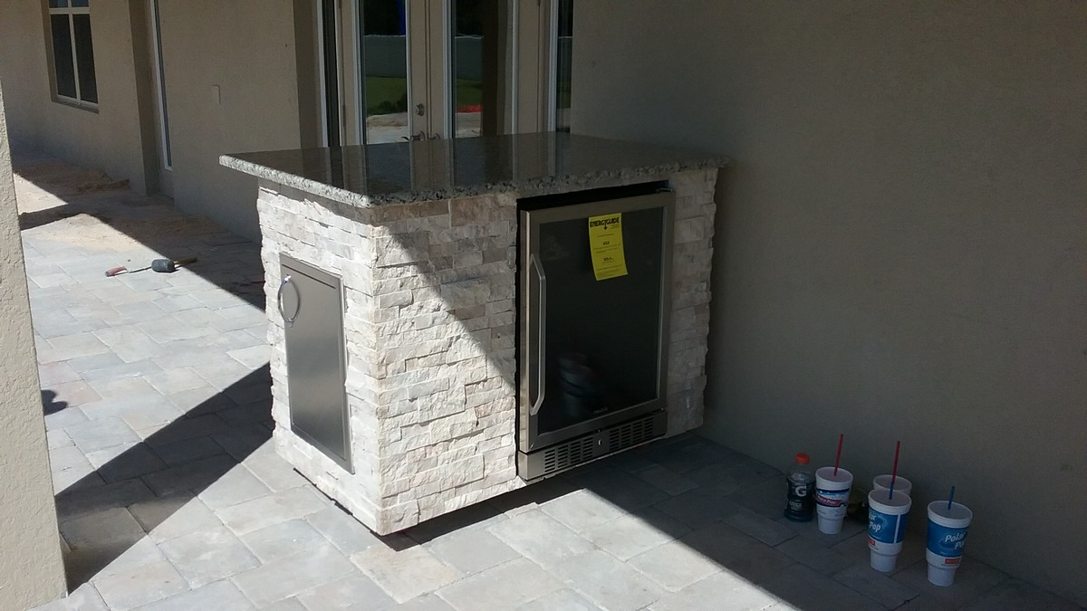 Outdoor Kitchens In Lakewood Ranch Past Projects Radil
