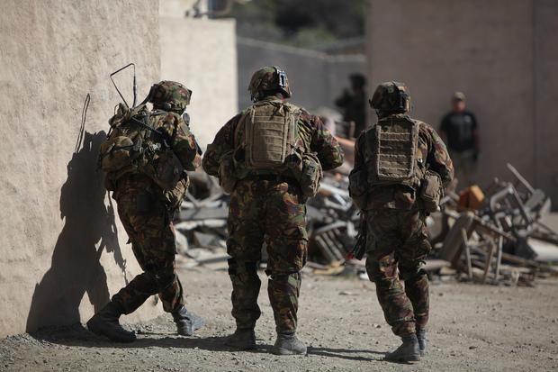 Baghdad Iraq Marine Base