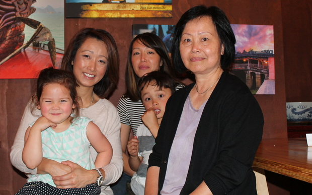 """""""Boat People"""" - a Vietnamese family remembers"""